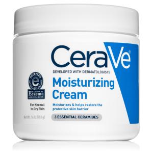 CeraVe face moisturizer