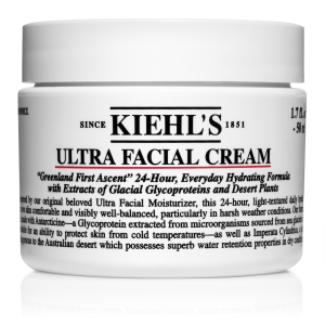 Kiehls ultra face moisturizer