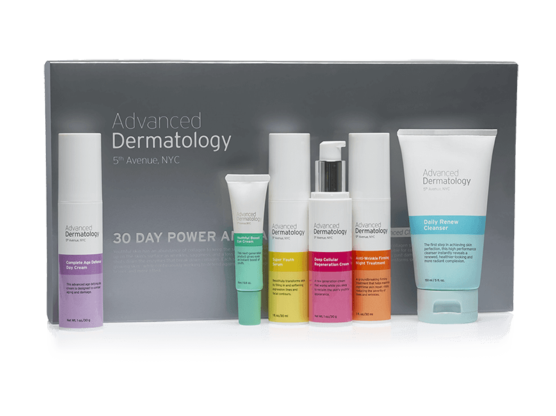 Advanced Dermatology Regimen