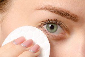 Get rid of bags under eyes