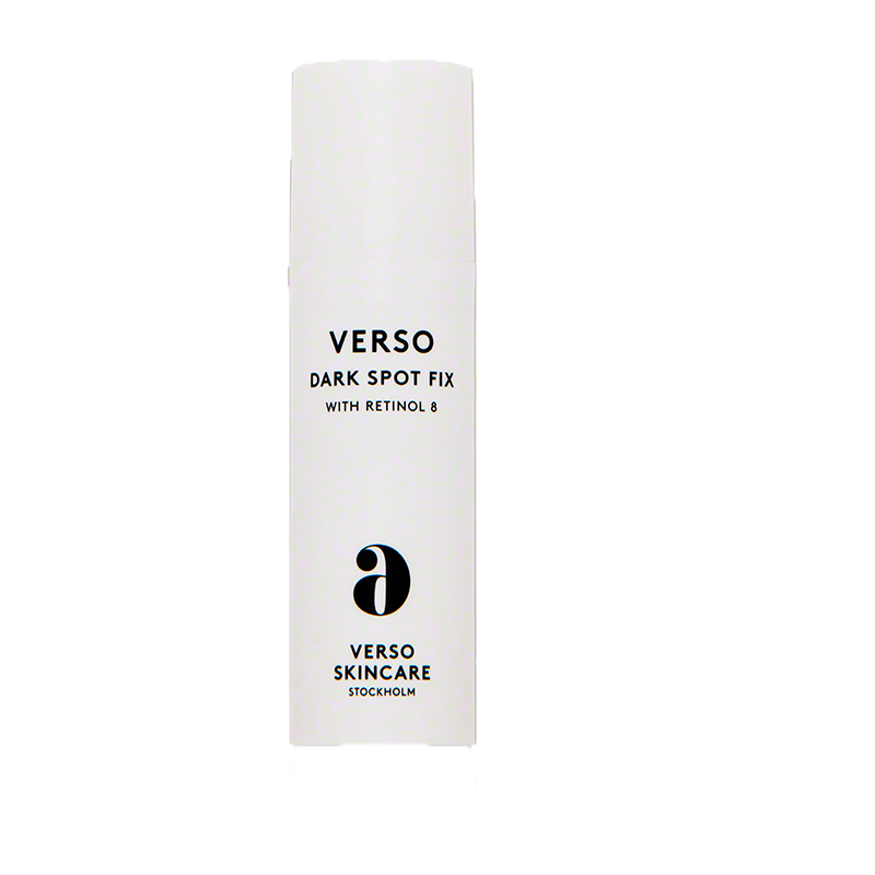 Verso Dark Spot Fix Review
