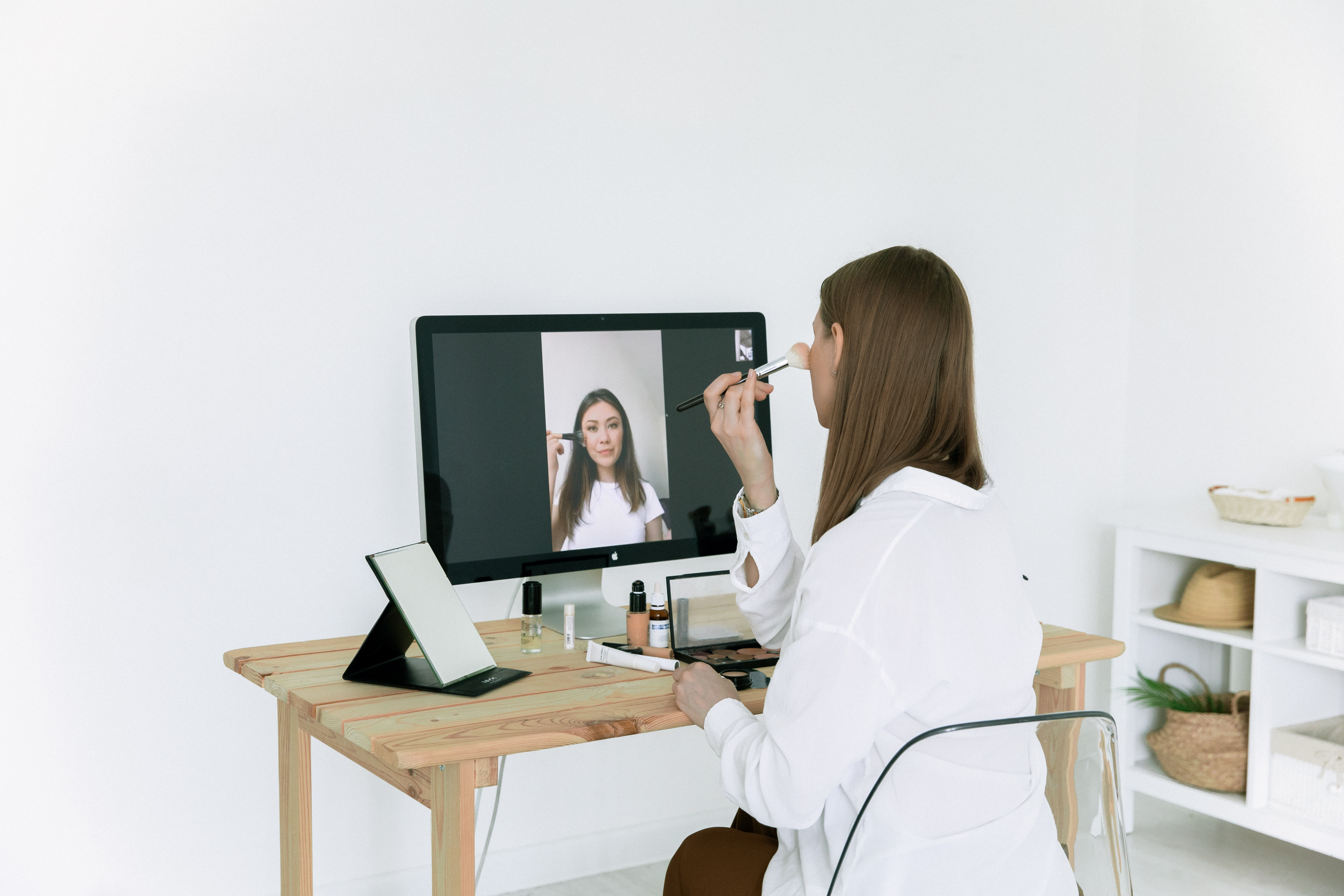 technology change the beauty industry